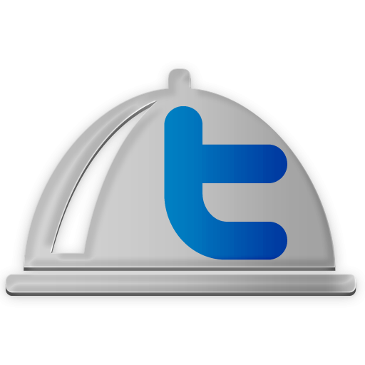 Twitter Serving Tray